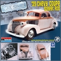 1939 - CHEVY Coupe STREET ROD - Monogram - 1/24