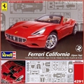 FERRARI CALIFORNIA Open Top - Revell - 1/24