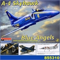 A- 4 SKYHAWK Blue Angels - Monogram - 1/48