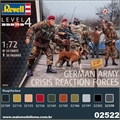 German ARMY Crisis Reaction Forces - Revell - 1/72