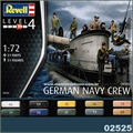 WWII German NAVY Crew - Revell - 1/72