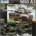 M60 A3 - Revell - 1/72