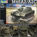 M48 A2 / A2C - Revell - 1/35
