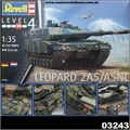 LEOPARD 2A5/A5NL - Revell - 1/35