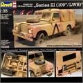 British 4x4 Off-Road Vehicle Series III (109 LWB) - Revell - 1/35
