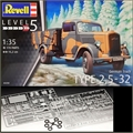 German Truck TYPE 2,5 - 32 - Revell - 1/35