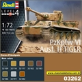 PzKpfw VI Ausf H Tiger - Revell - 1/72