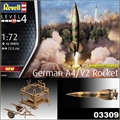 German A4/V2 Rocket - Revell - 1/72