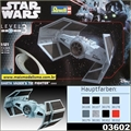 STAR WARS - Darth Vaders Tie Fighter - Revell - 1/121