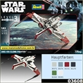 STAR WARS - ARC-170 Clone Fighter - Revell - 1/83