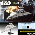 STAR WARS - Imperial Star Destroyer - Revell - 1/12300