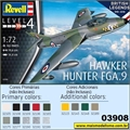 Hawker Hunter FGA.9 - Revell - 1/72