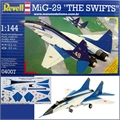 MIG-29 THE SWIFTS - Revell - 1/144