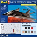 F-117 A Stealh Fighter - Revell - 1/144