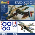 SPAD XIII C-1 - Revell - 1/72