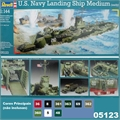 US Navy Landing Ship Medium (early) - Revell - 1/144