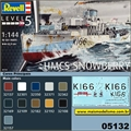 Flower Class Corvette HMCS Snowberry - Revell - 1/144