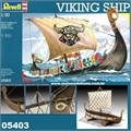 VIKING SHIP - Revell - 1/50