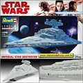 STAR WARS - Imperial Star Destroyer - Revell - 1/2700