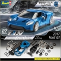 2017 - Ford GT - Easy-Click System - Revell - 1/24