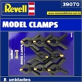 MODEL CLAMPS 39070 (8x) - Revell