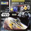 STAR WARS - Anakins Jedi Starfighter - Model-Set Revell - 1/58