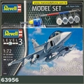 Saab JAS-39D Gripen Twin Seater - Model-Set Revell - 1/72