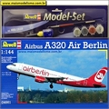 AIRBUS A320 Air Berlin - Model-Set Revell - 1/144