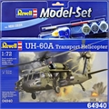 Helicóptero UH-60A Black Hawk - Model-Set Revell - 1/72