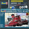 HARBOUR TUG BOAT Lucky XI - Model-Set Revell - 1/108