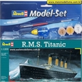 RMS TITANIC - Model-Set Revell - 1/1200