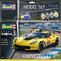Corvette C7.R - Model-Set Revell - 1/25