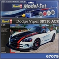 Dodge VIPER SRT10 ACR - Model Set Revell - 1/25