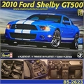 2010 - Ford SHELBY GT500 - Revell - 1/12