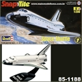 SPACE SHUTTLE DISCOVERY - Snap-Tite Revell - 1/200