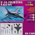 F-16 Fighting FALCON - Snap-Tite Revell - 1/100
