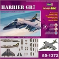 HARRIER GR7 - Snap-Tite Revell - 1/100
