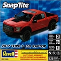2017 - Ford F-150 RAPTOR Pickup - Revell - 1/25