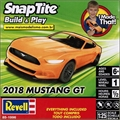 2018 - Ford MUSTANG GT - SnapTite Revell - 1/25