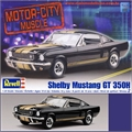 1966 - SHELBY MUSTANG GT 350 H - Revell - 1/24