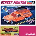 1960 - CHEVY PANEL TRUCK STREET FIGHTER  - Monogram - 1/24