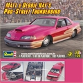 Matt and Debbie Hays Pro-Street THUNDERBIRD - Revell - 1/25