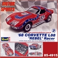 1968 - CORVETTE L88 REBEL RACER - Revell - 1/25