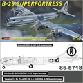 Boeing B-29 Superfortress - Monogram - 1/48