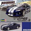1997 - DODGE VIPER GTS COUPE - Revell - 1/25