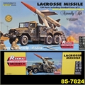 Lacrosse Missile - Renwal-Revell - 1/32