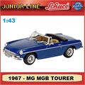 1967 - MG MGB TOURER - Schuco - 1/43