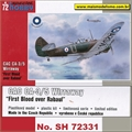 CAC CA-3/5 Wirraway First Blood over Rabaul - Special Hobby - 1/72