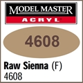 Tinta Model Master 4608 Acryl SIENNA CRU Fosco - 14,7ml