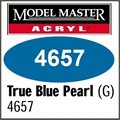 Tinta Model Master 4657 Acryl AZUL PEROLA BRILHO - 14,7ml